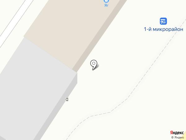 Хлебная лавка на карте Читы