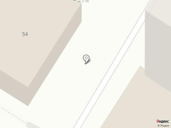 Муза на карте Читы
