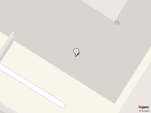 Сапфир на карте Читы