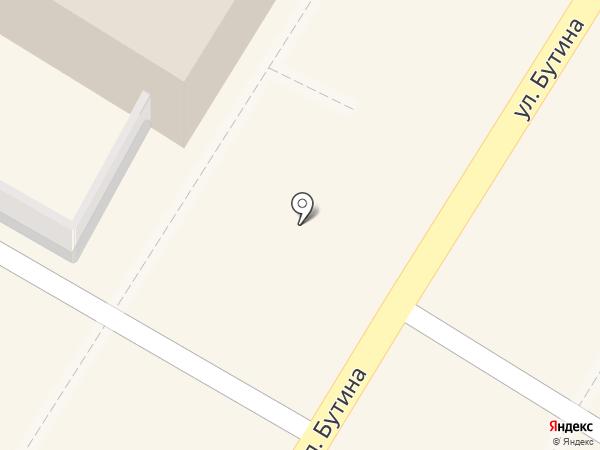 Читинская лаборатория судебной экспертизы Министерства юстиции РФ на карте Читы