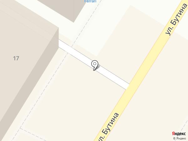Наш трикотаж на карте Читы