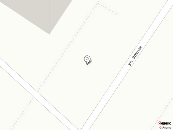 Геострой на карте Читы