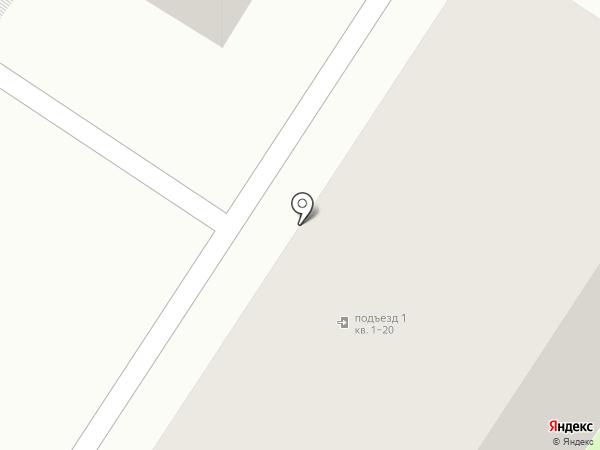 Нотариус Громова О.В. на карте Читы