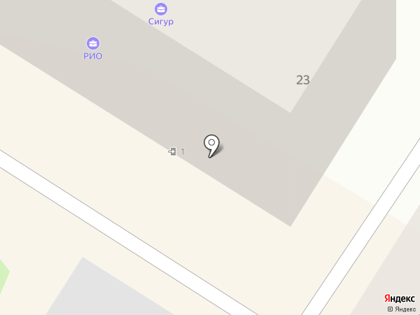 SPA-центр на карте Читы