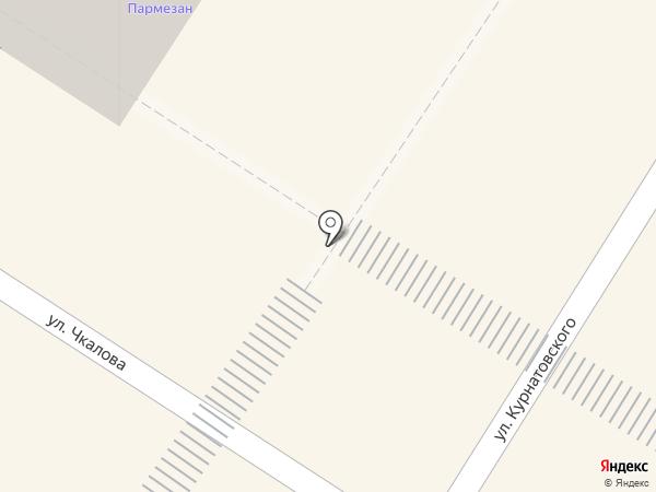 Магазин одежды на карте Читы