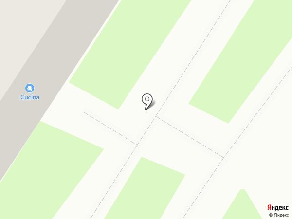 Кутюр на карте Читы