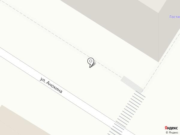 Столовая №1 на карте Читы