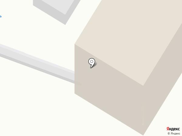 М-Сервис на карте Читы