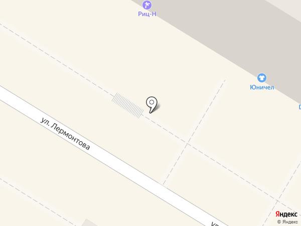 РИЦ-Н на карте Читы