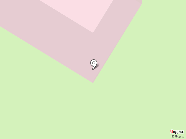 Краевая детская клиническая больница №2 на карте Читы