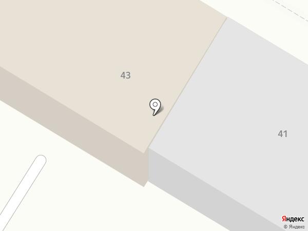 Строительно-монтажный трест №15 на карте Читы