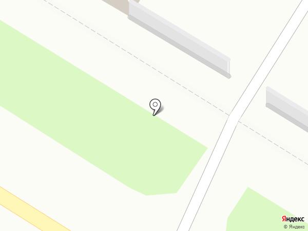 Фламинго на карте Читы