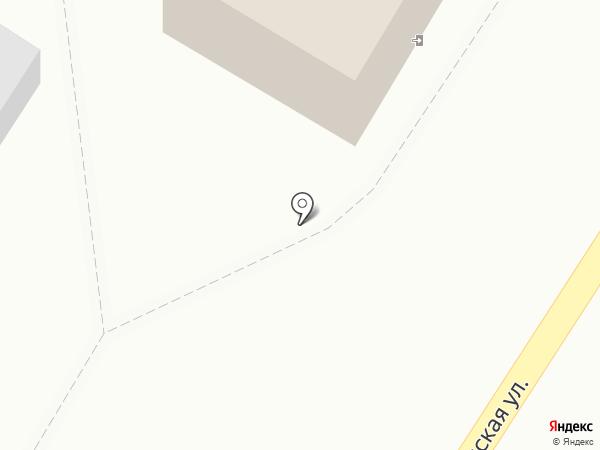 Пробка на карте Читы