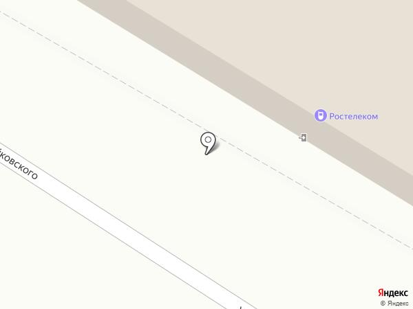 Ростелеком, ПАО на карте Читы