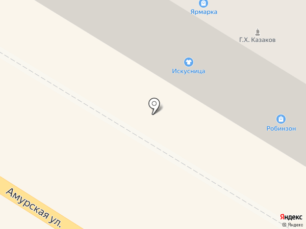 Окна Забайкалья на карте Читы