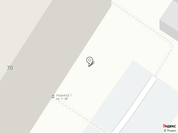 ЭПОС-тур на карте Читы