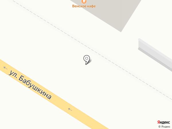 Деметра-Чита на карте Читы