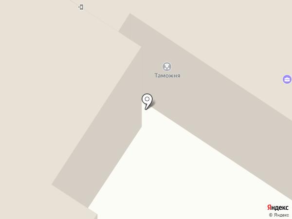 Читинская таможня на карте Читы