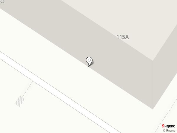 V-stom на карте Читы