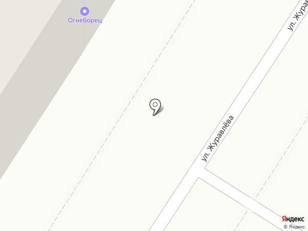 АлекСтрой на карте Читы