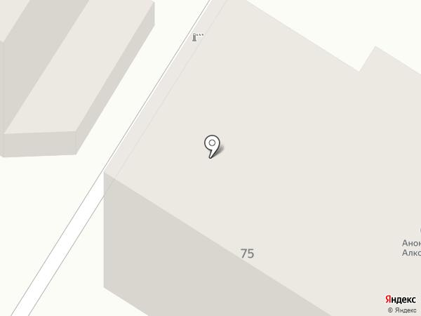 Тэнгис на карте Читы