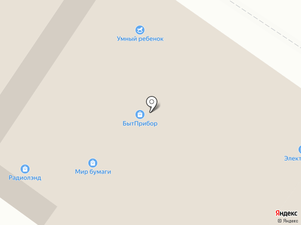Юный техник на карте Читы