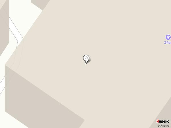 Стандарт-сервис на карте Читы