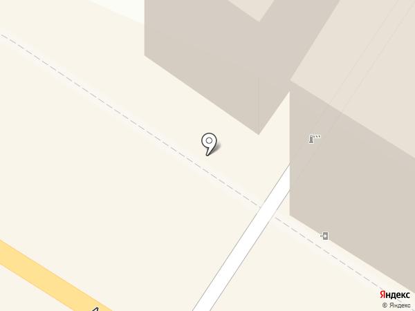 Золотой Телец на карте Читы