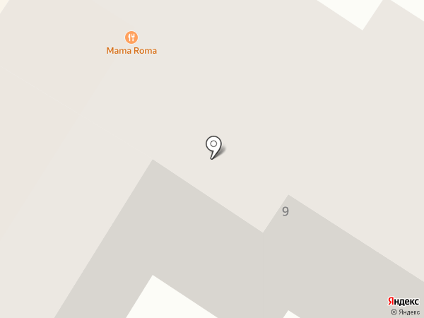 Mama Roma на карте Читы