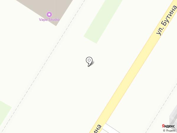 Арбат на карте Читы