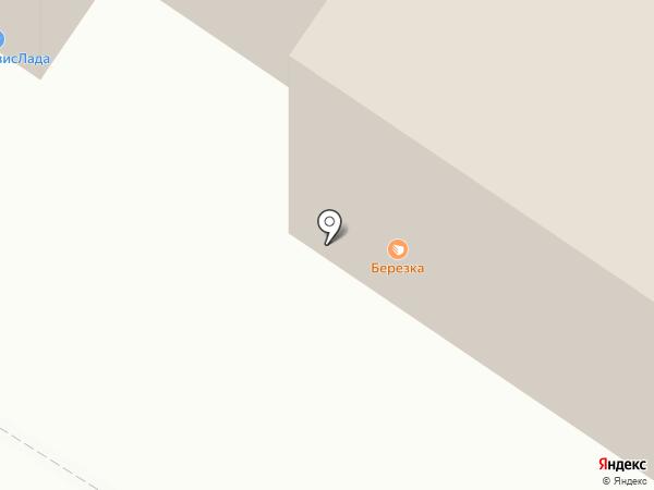 Underground М на карте Читы