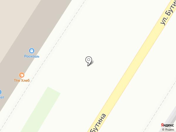 Алтан на карте Читы