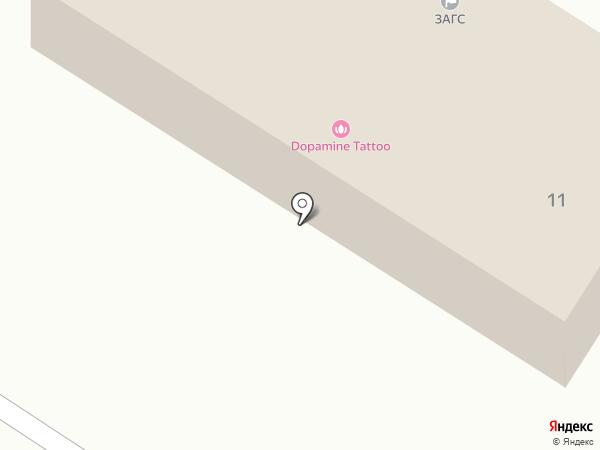Арт-студия Юлии Букатич на карте Читы