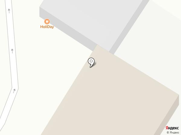 Holiday на карте Читы
