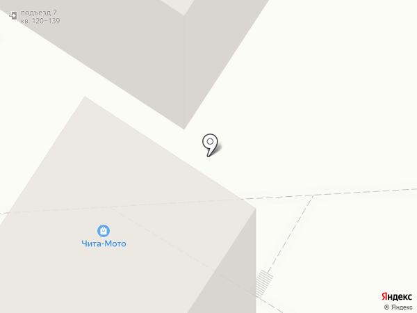 Центр юридической помощи на карте Читы