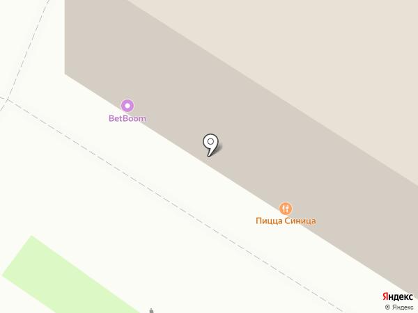 ЗабЮрист на карте Читы