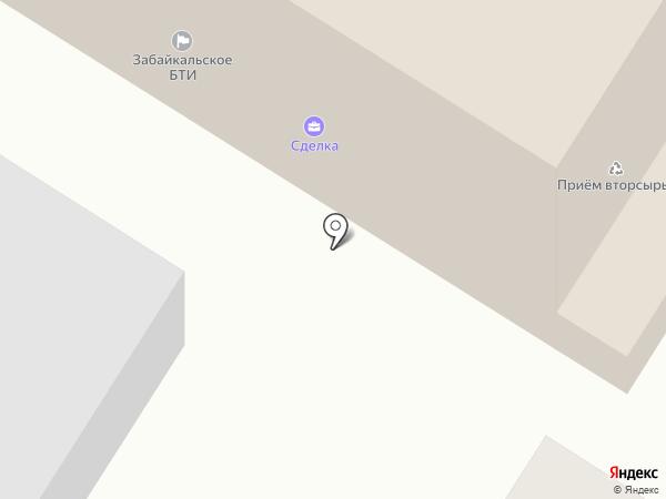АвтоДЕТАЛИ на карте Читы