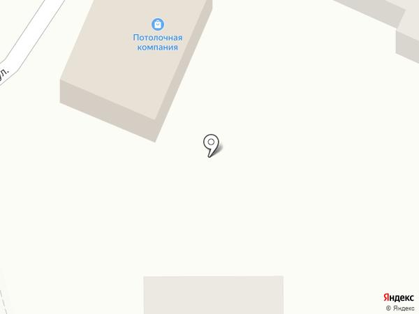 Южный на карте Читы