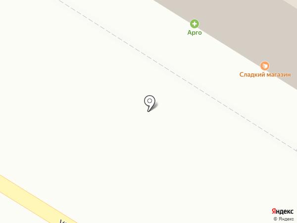 Красивый дом на карте Читы