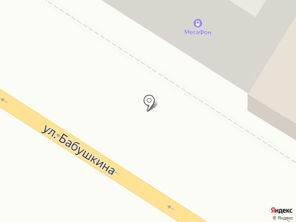 Билайн на карте Читы