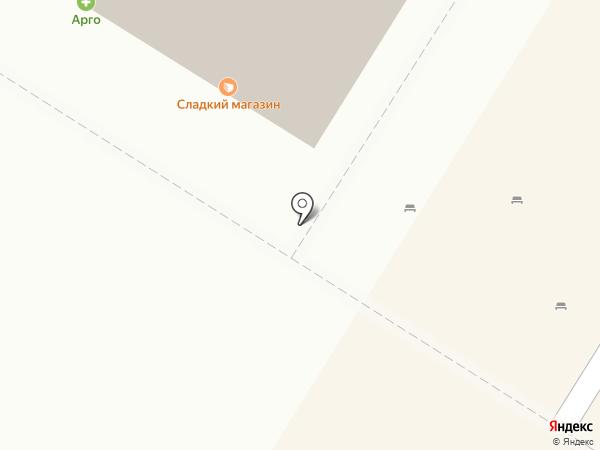 Анекс Тур на карте Читы