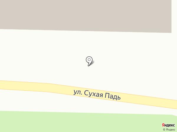 Торгово-транспортная компания на карте Читы