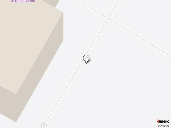 ДЮСШ №1 на карте Читы