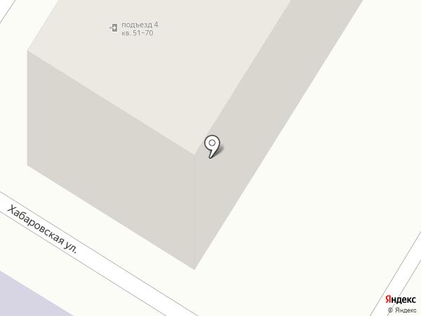Железный воин на карте Читы
