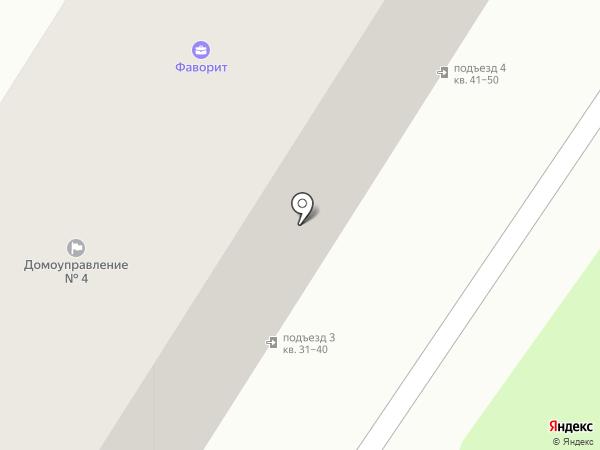 Домоуправление №6 на карте Читы
