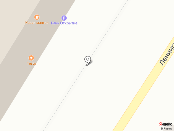 TESTO на карте Читы