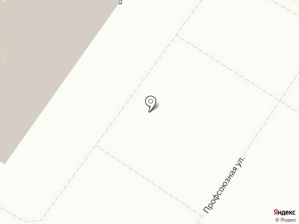 Привоз на карте Читы
