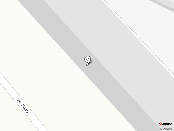 Тепло на карте Читы