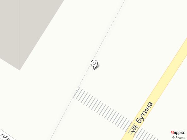 Алтаргана на карте Читы