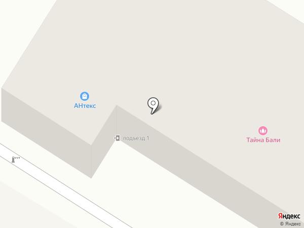 VEKA на карте Читы